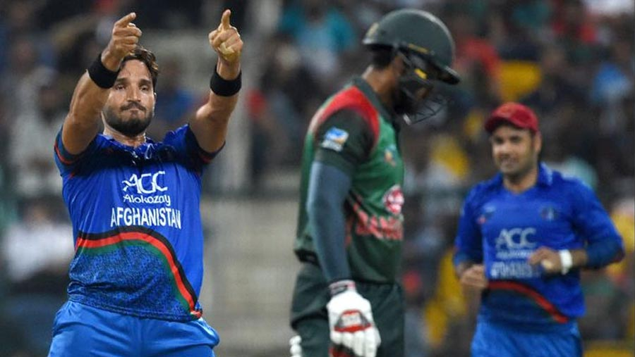 Afghanistan beat Tigers by 136 runs
