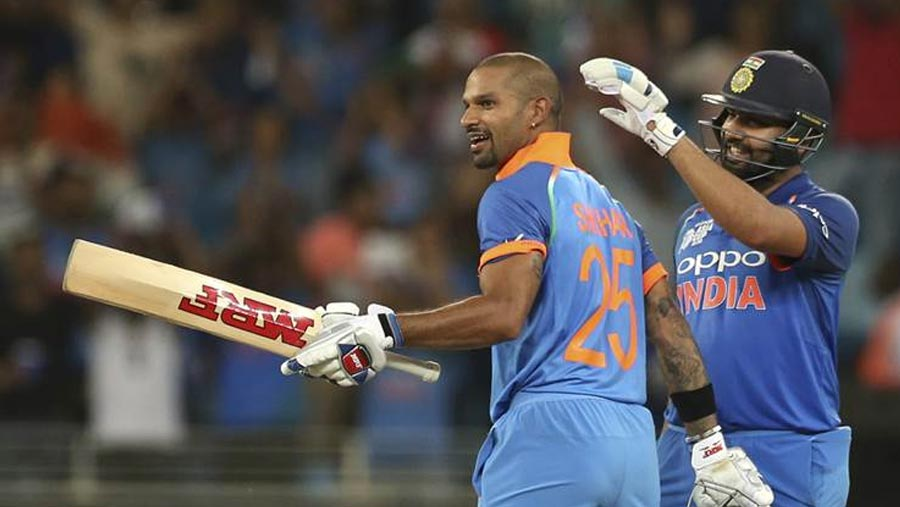 India thrash Pakistan at Asia Cup