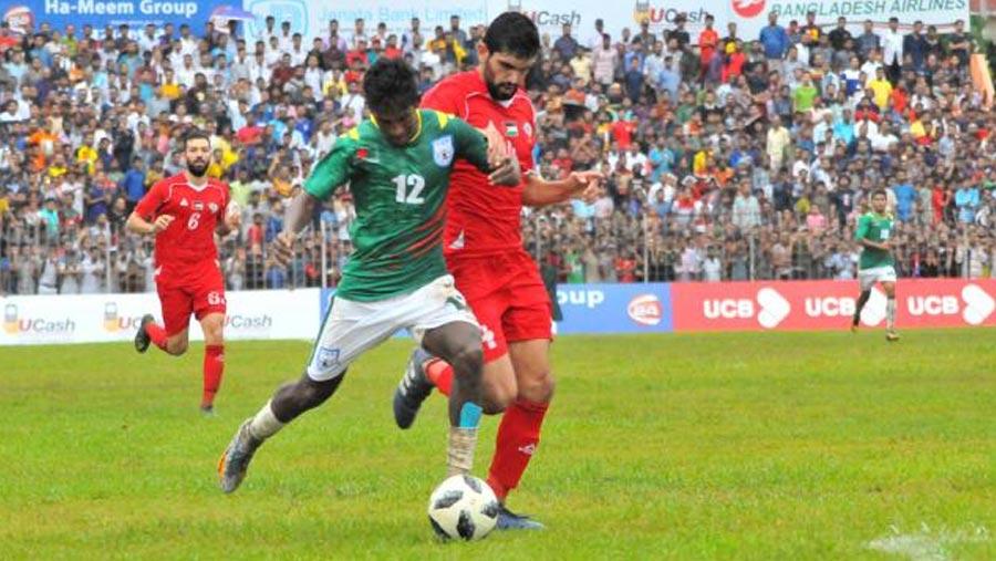 Bangladesh exit from Bangabandhu Int'l Gold Cup