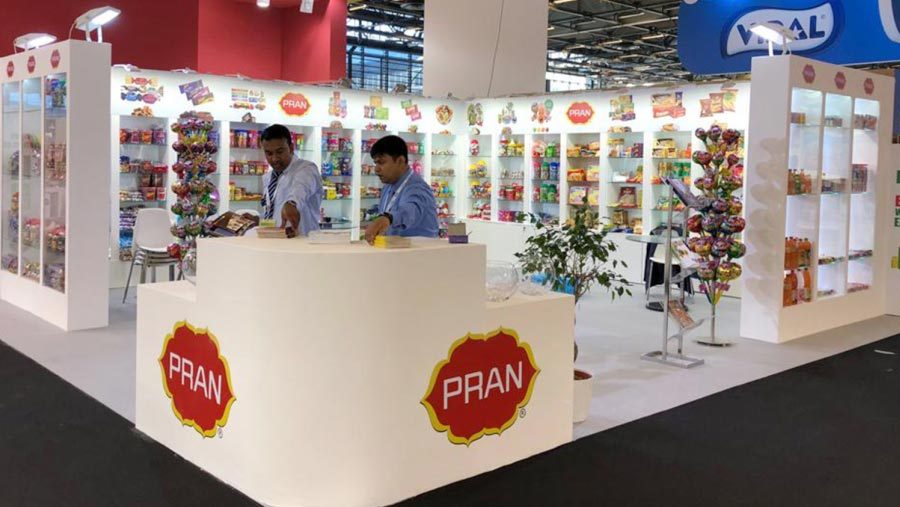 PRAN participating SIAL Food Fair in France