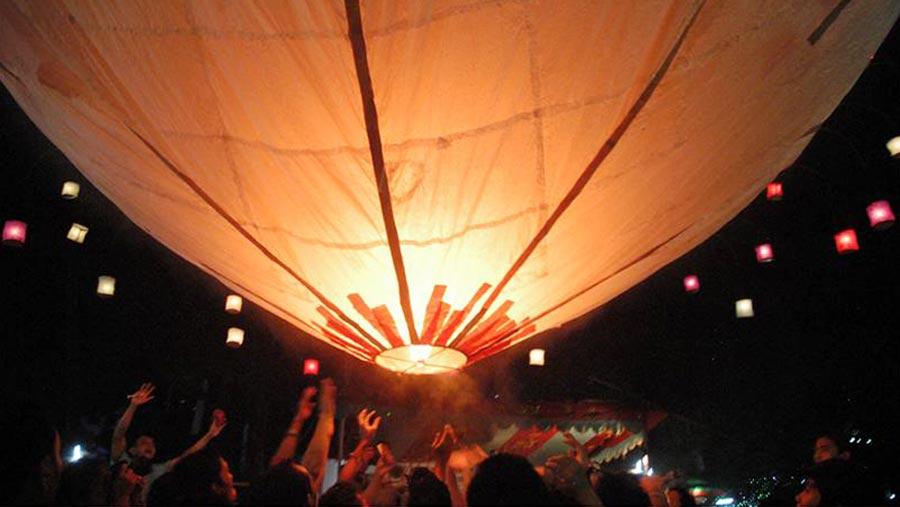 Buddhists celebrate Probarona Purnima today
