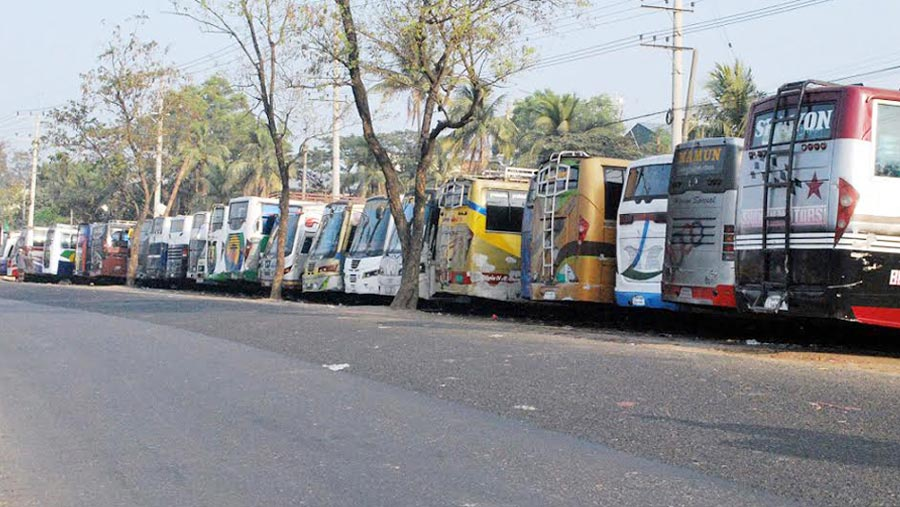 Transport workers commence 48-hr work abstention