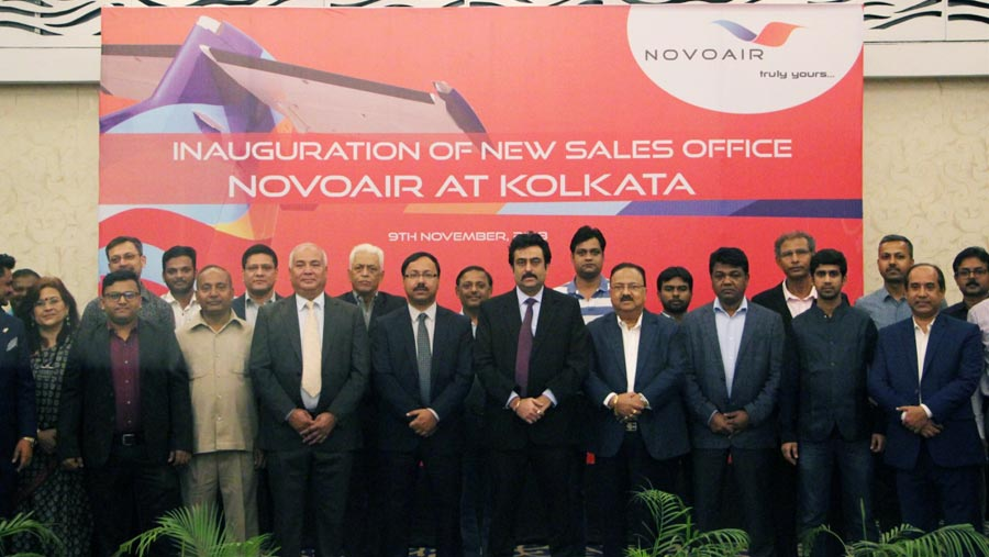 NOVOAIR sales office in Kolkata