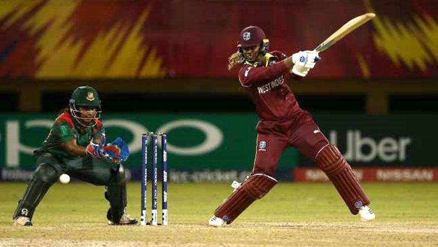 Women's T20 WC: West Indies beat Tigresses