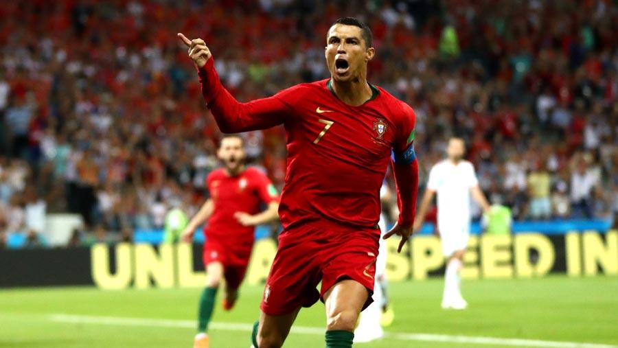 'Ronaldo still part of Portugal squad'