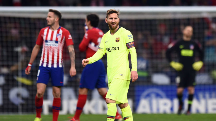 Messi steals another UCL goalscoring record