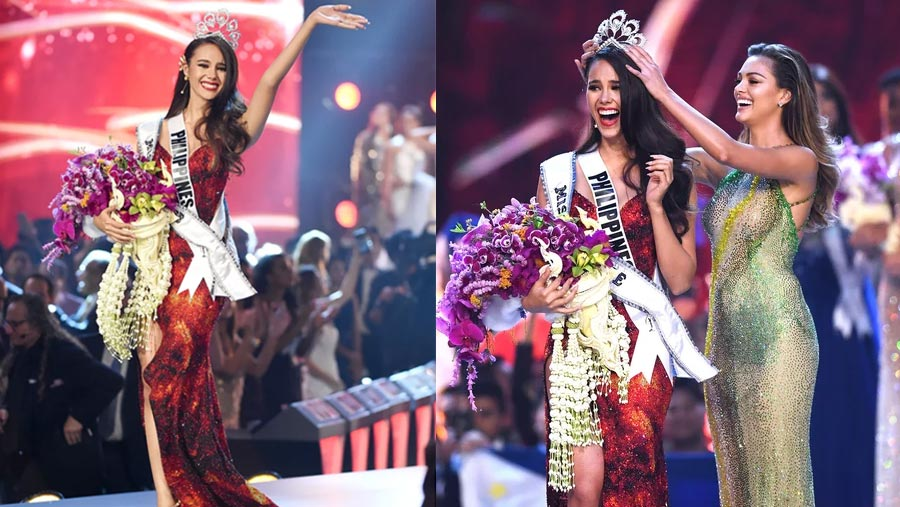 Miss Philippines is the new Miss Universe 2018