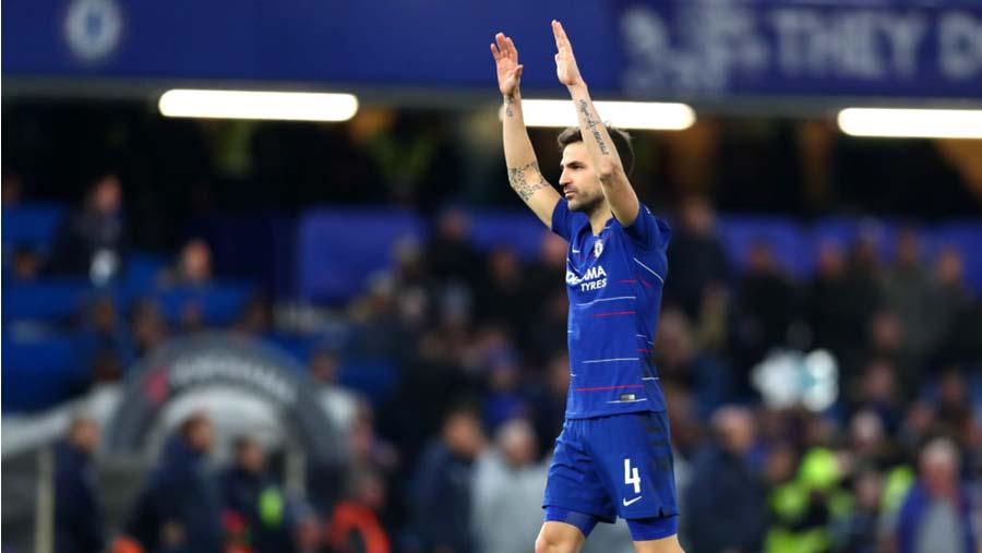 Fabregas joins Monaco from Chelsea
