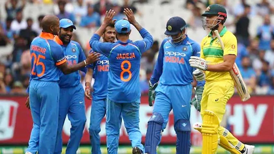 India win first ever ODI series in Australia