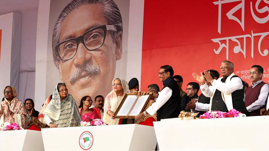 Govt. to work for every people, says PM