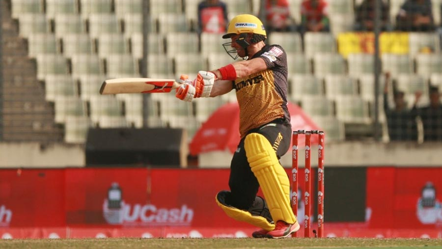 BPL: Rajshahi beat Comilla by 38 runs