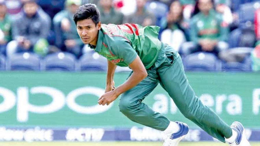 Mustafiz named in ICC ODI team of the year