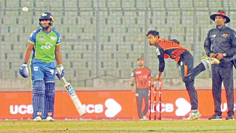 Khulna earn second win in BPL