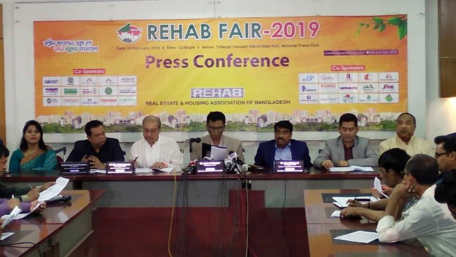 REHAB Fair-2019 begins Wednesday