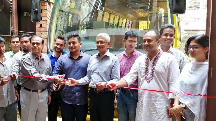 BU transport pool inaugurated