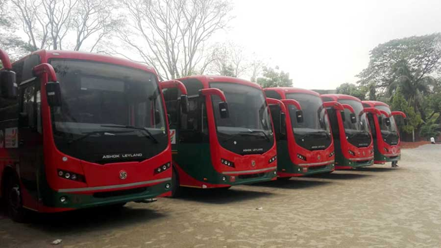 Advance sale of bus tickets starts in city