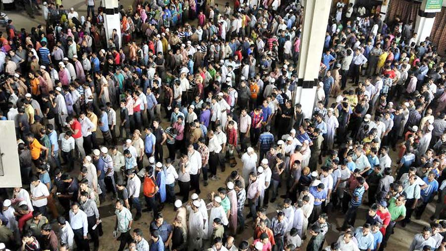 Advance Eid train ticket sale begins