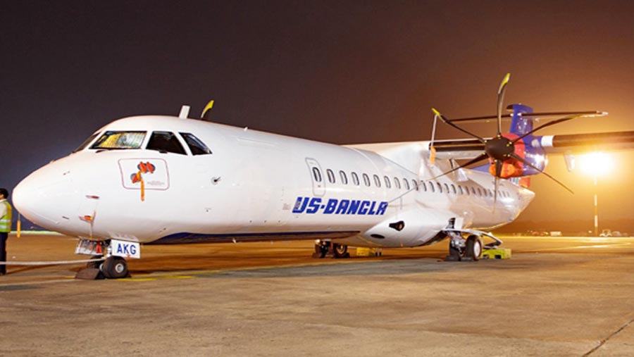 US-Bangla adds brand new aircraft to its fleet