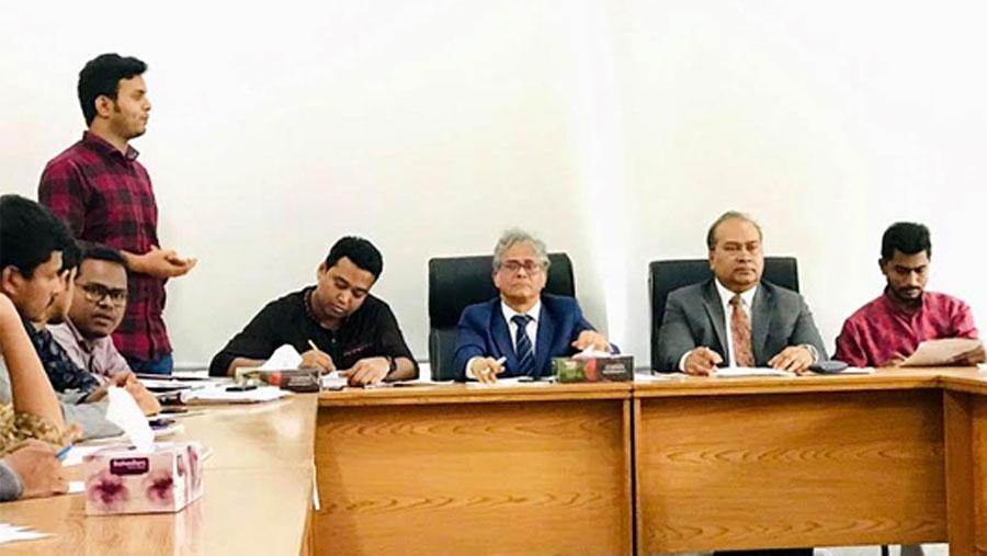 Sheikh Hasina made DUCSU's lifetime member