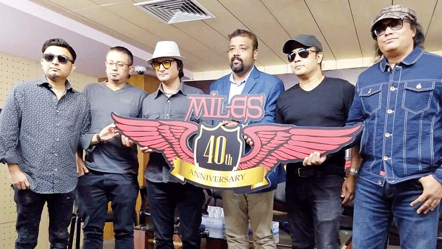 Miles announces 40th founding anniversary plans