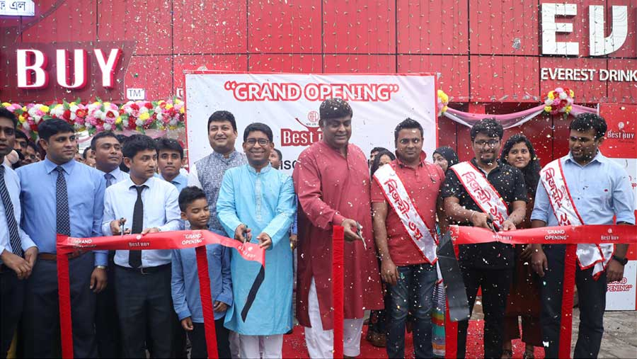 Best Buy opens outlet at Tejgaon