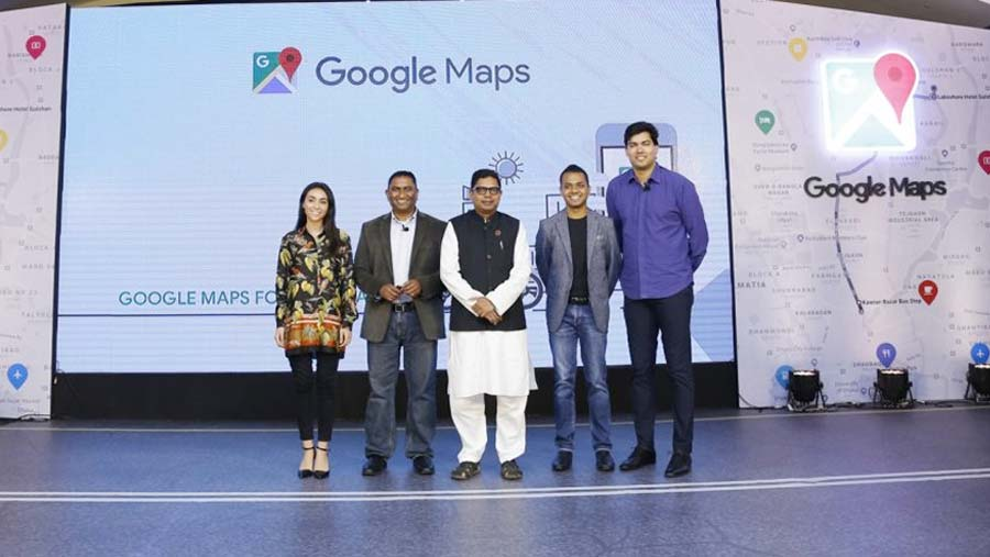 Google Maps added new features for Bangladesh