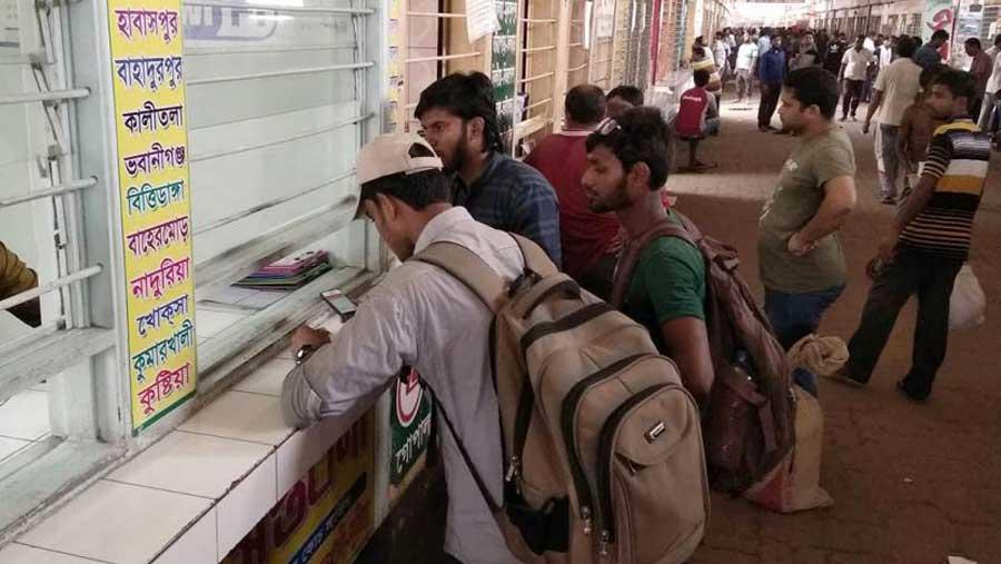 Advance Eid bus ticket sales begin