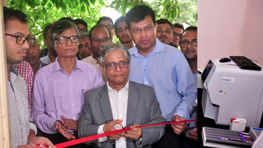Dengue diagnosis and prescription center opened at DU