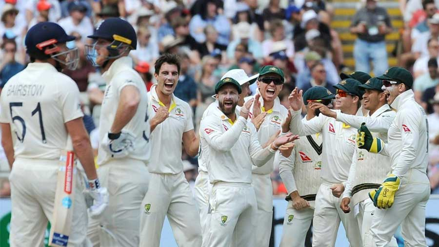 Australia win first Ashes Test against England