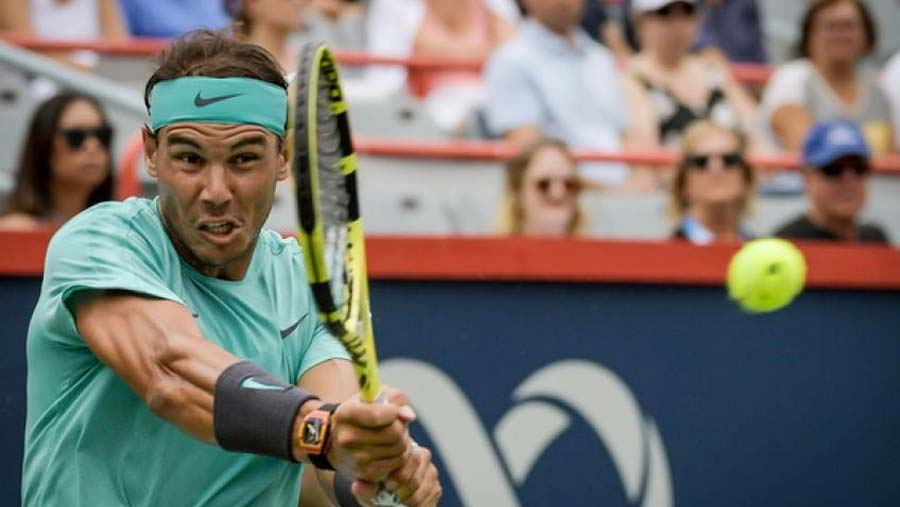 Nadal beats Dan Evans in Montreal