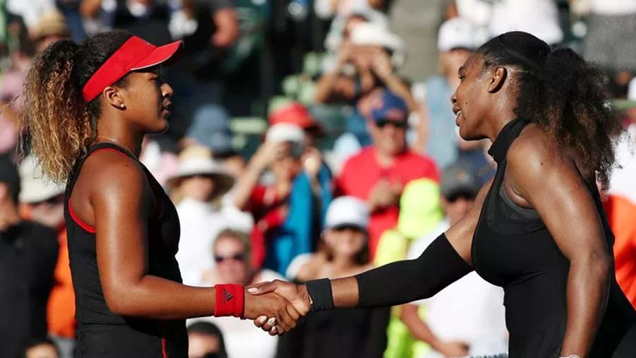 Serena to face Osaka for first time since US Open final