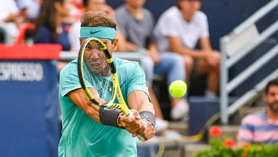 Nadal, Medvedev advance to Rogers Cup final