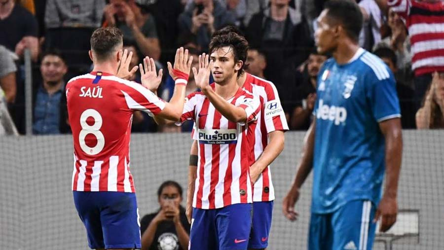 Atletico down Juventus 2-1