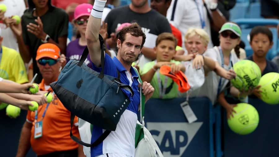 Murray rules out US Open singles