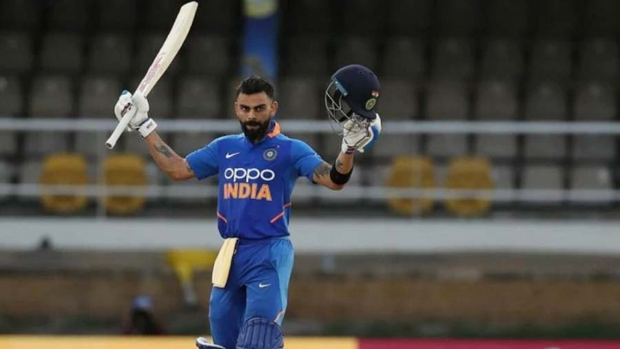 Kohli shines again as India clinch ODI series 2-0