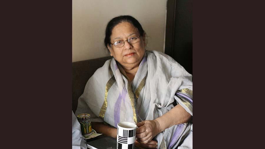Novelist Rizia Rahman passes away
