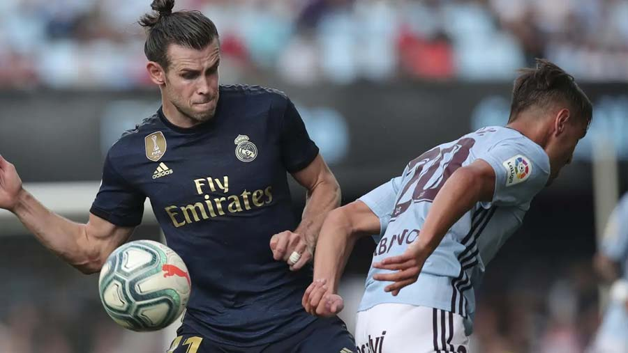 Bale is going to stay at Madrid, says Zidane
