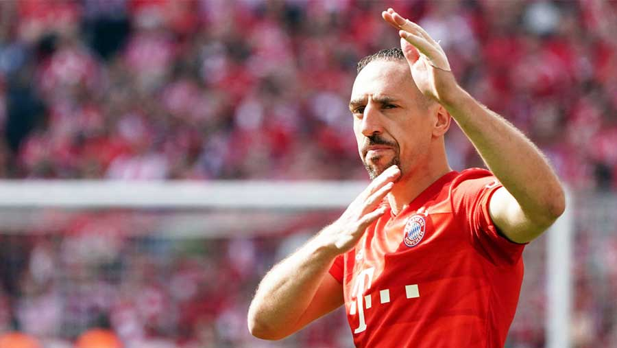 Ribery joins Fiorentina on free transfer