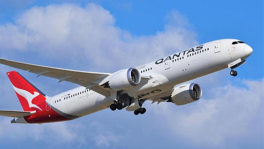 Qantas to run test flights on world's longest route