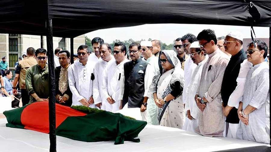 PM pays tributes to Muzaffar Ahmed