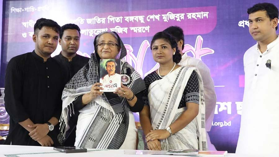 PM asks Chhatra League activists to work for people's welfare
