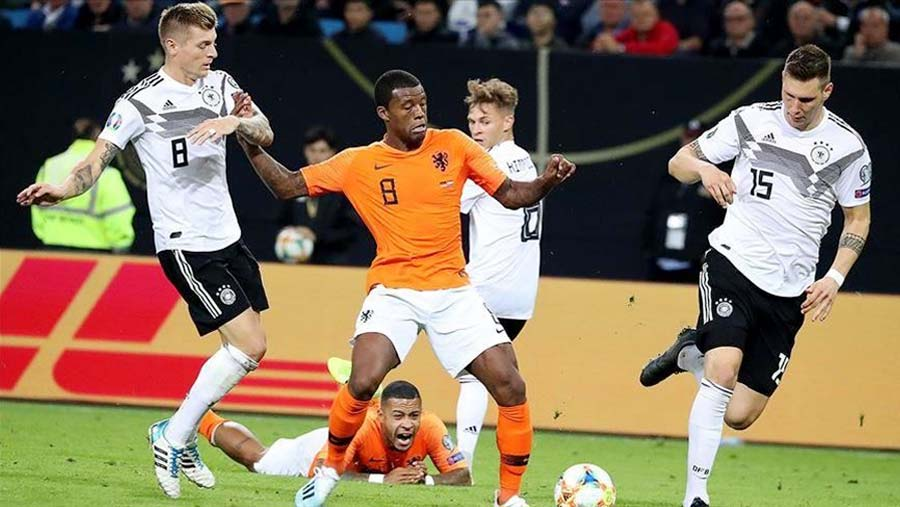 Netherlands beat Germany in thriller