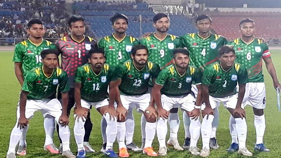 FIFA & AFC qualifiers: BD lose to Afghanistan 1-0