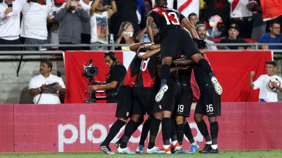 Brazil's unbeaten run ended by Peru
