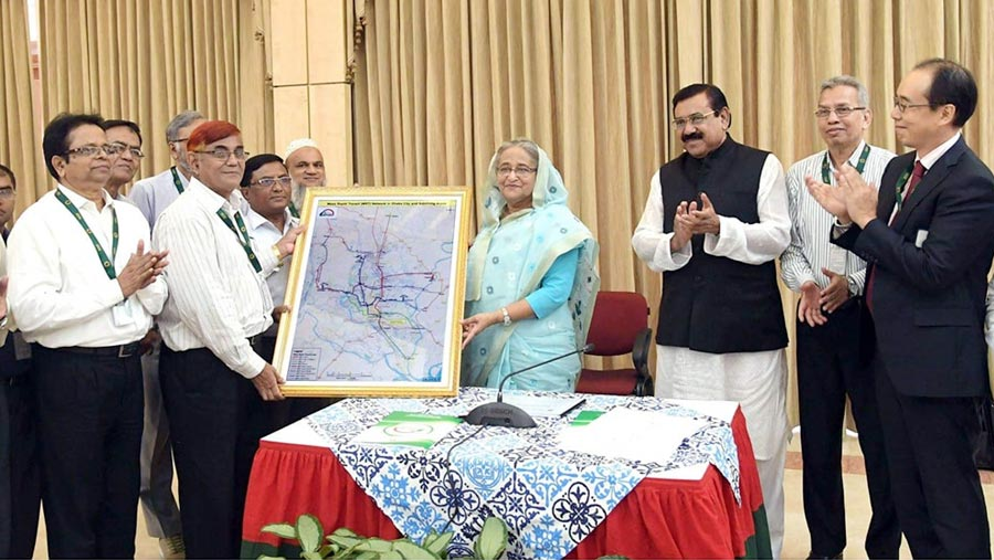 Special police unit to ensure metro rail security, says PM