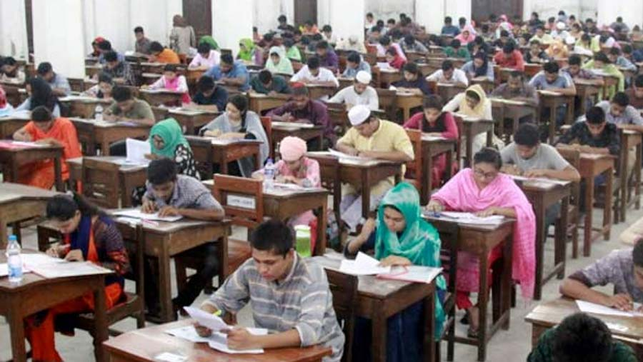 DU 'Kha' unit entry test held
