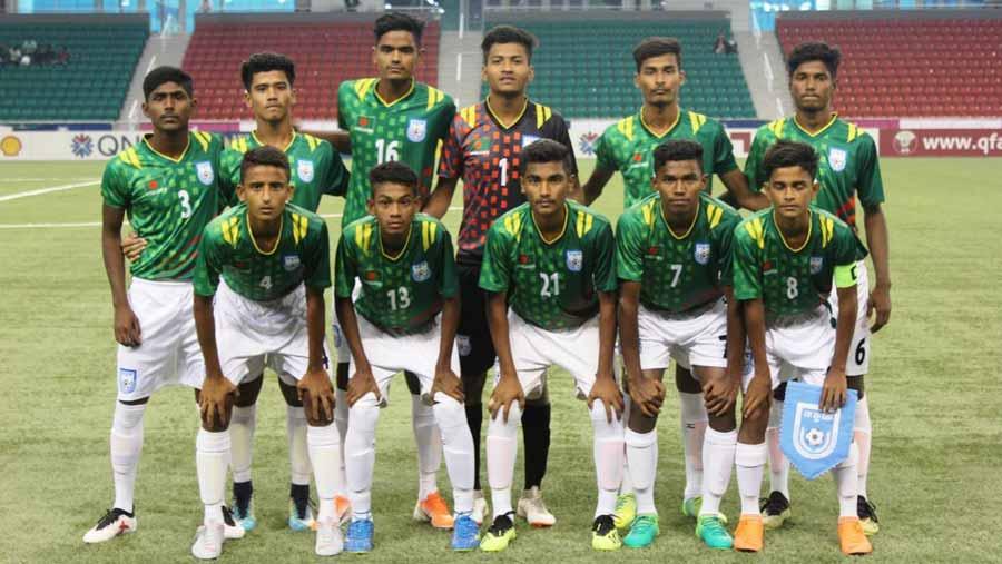 AFC U-16 qualifiers: BD beat Bhutan 3-0