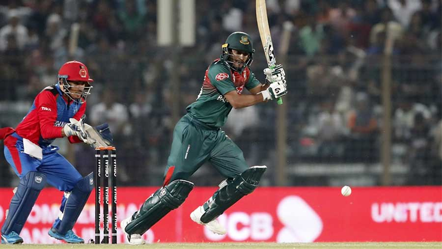 Tigers beat Afghanistan in T20I after five and half years