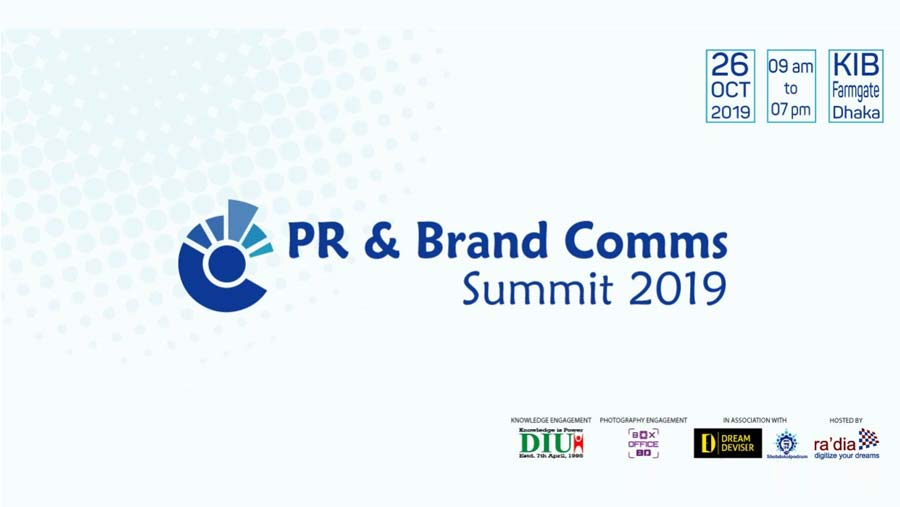 'PR & Brand Comms Summit' in the capital