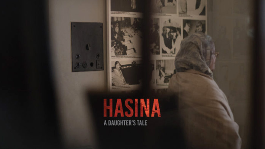 'Hasina - A Daughter's Tale' screened at Seoul film festival
